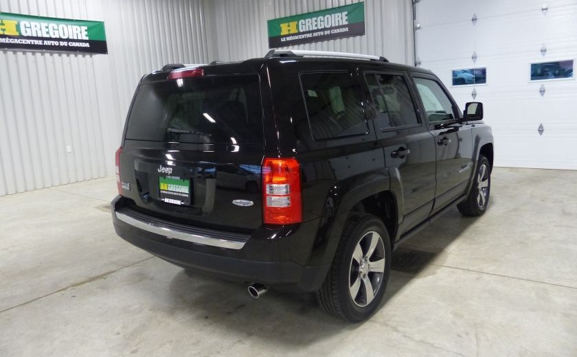 2016 Jeep Patriot High Altitude 4X4 (TOIT-CUIR) A/C Gr-Électrique Bl #7