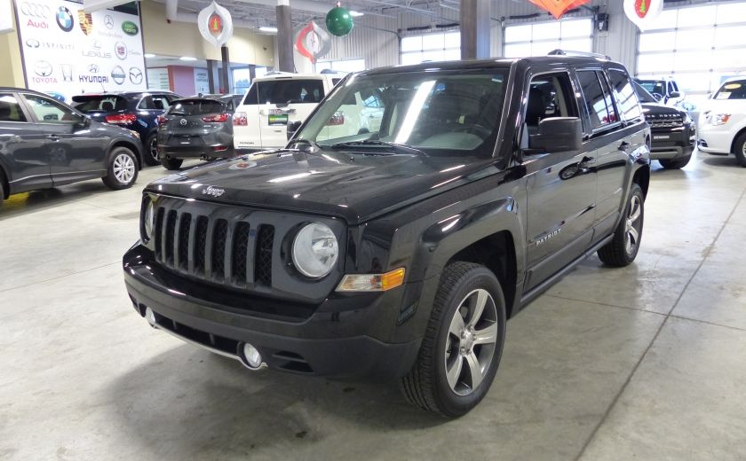 2016 Jeep Patriot High Altitude 4X4 (TOIT-CUIR) A/C Gr-Électrique Bl #2