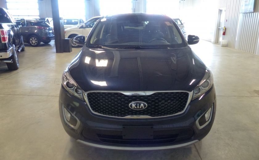 2016 Kia Sorento 2.0L Turbo EX AWD A/C Gr-Électrique Camera #1