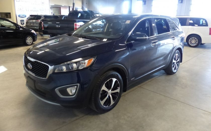 2016 Kia Sorento 2.0L Turbo EX AWD A/C Gr-Électrique Camera #2