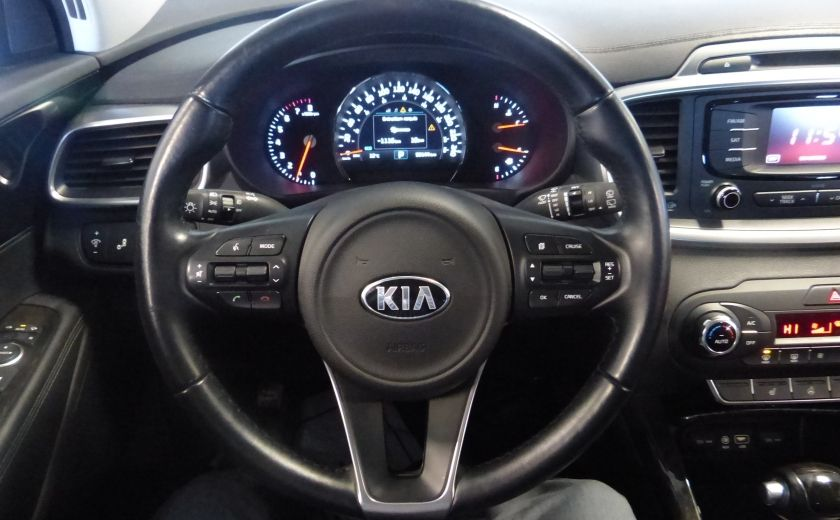 2016 Kia Sorento 2.0L Turbo EX AWD A/C Gr-Électrique Camera #13