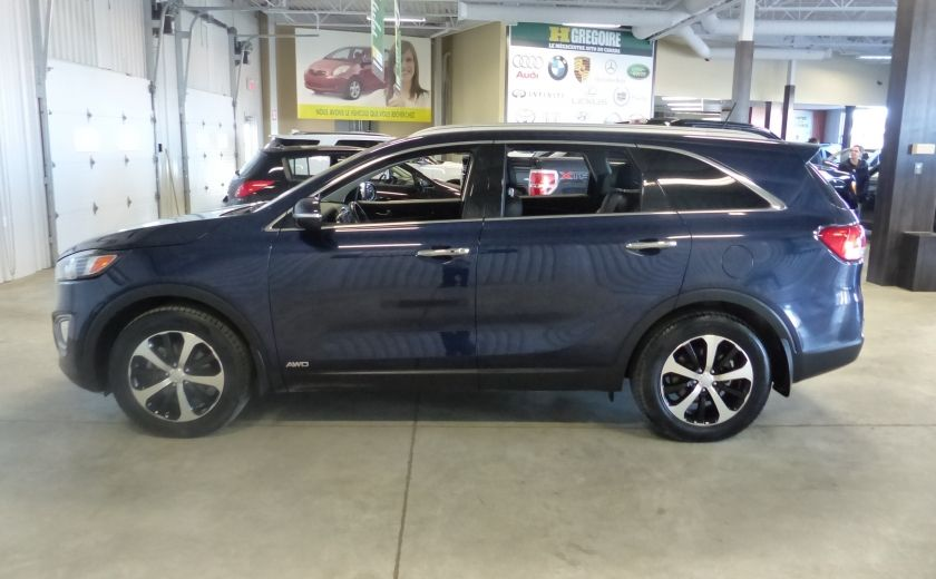 2016 Kia Sorento 2.0L Turbo EX AWD A/C Gr-Électrique Camera #3