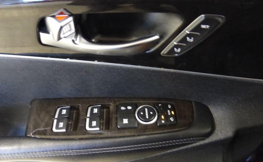 2016 Kia Sorento 2.0L Turbo EX AWD A/C Gr-Électrique (Cuir-Caméra) #10