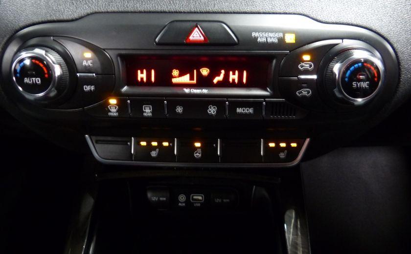 2016 Kia Sorento 2.0L Turbo EX AWD A/C Gr-Électrique (Cuir-Caméra) #19