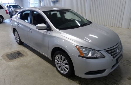 2015 Nissan Sentra S A/C Gr-Électrique Bluetooth in New Richmond