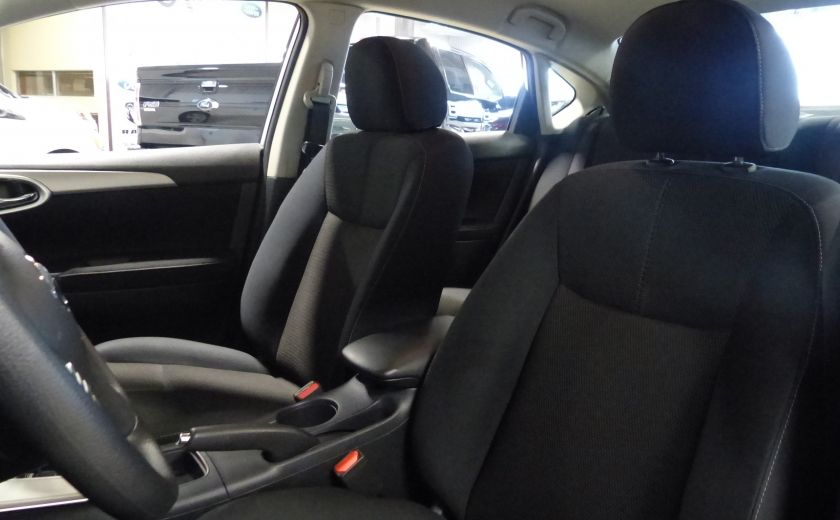 2015 Nissan Sentra S A/C Gr-Électrique Bluetooth #9