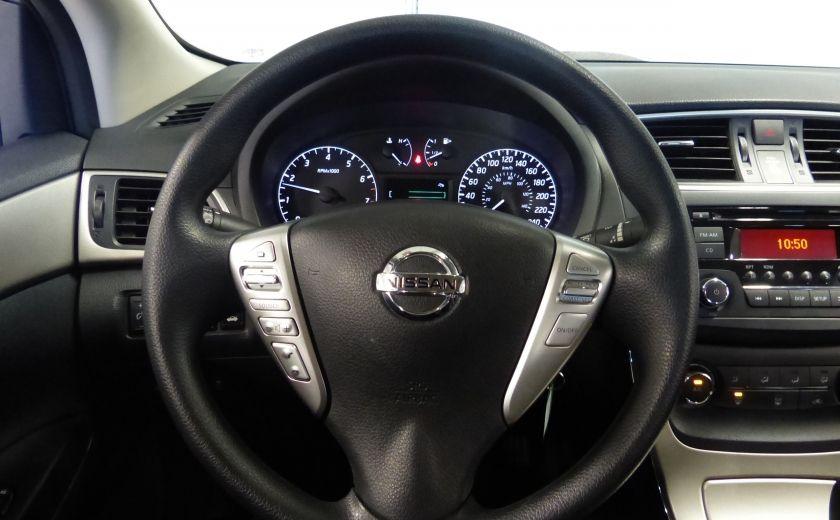 2015 Nissan Sentra S A/C Gr-Électrique Bluetooth #11