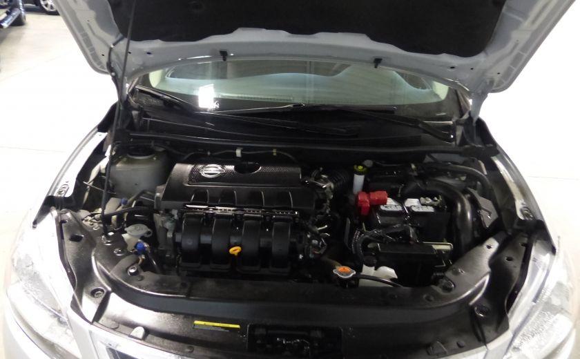 2015 Nissan Sentra S A/C Gr-Électrique Bluetooth #22