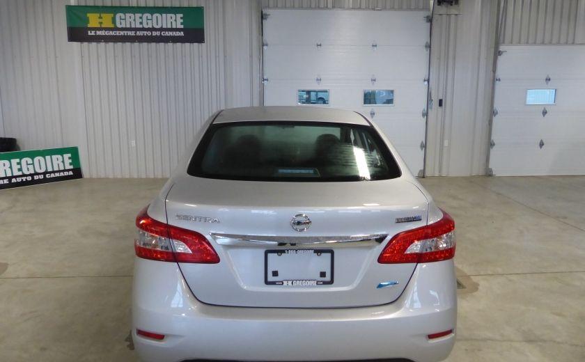 2015 Nissan Sentra S A/C Gr-Électrique Bluetooth #5