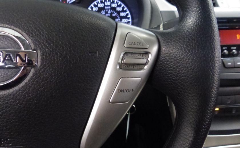 2015 Nissan Sentra S A/C Gr-Électrique Bluetooth #12