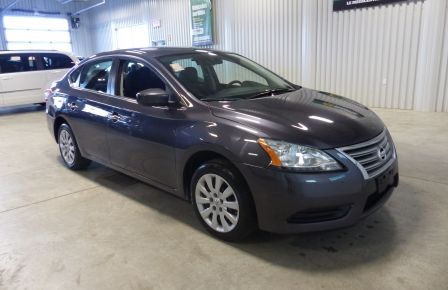 2015 Nissan Sentra S A/C Gr-Électrique (Bluetooth) à New Richmond