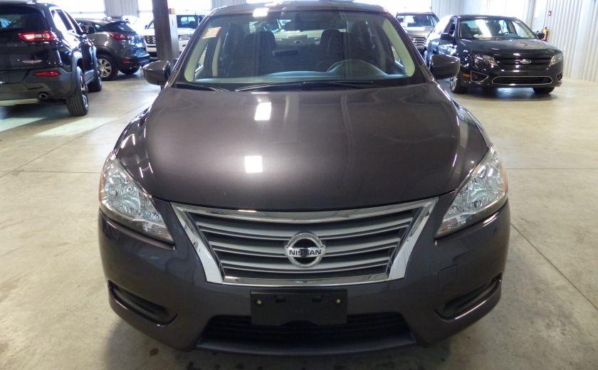 2015 Nissan Sentra S A/C Gr-Électrique (Bluetooth) #1