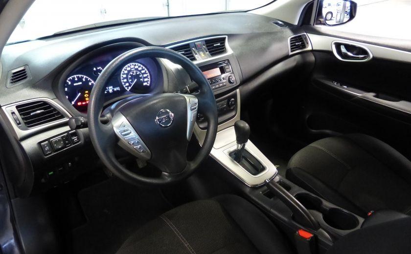 2015 Nissan Sentra S A/C Gr-Électrique (Bluetooth) #8