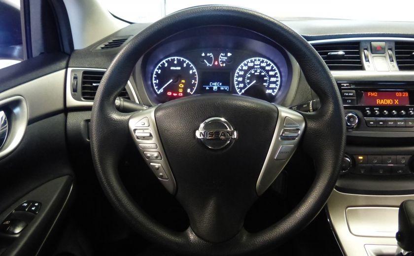 2015 Nissan Sentra S A/C Gr-Électrique (Bluetooth) #9