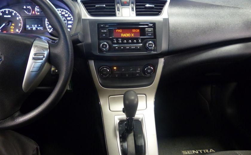 2015 Nissan Sentra S A/C Gr-Électrique (Bluetooth) #14