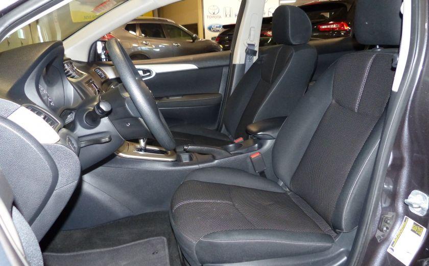 2015 Nissan Sentra S A/C Gr-Électrique (Bluetooth) #17