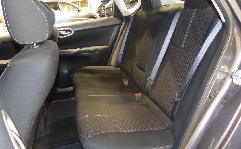 2015 Nissan Sentra S A/C Gr-Électrique (Bluetooth) #19
