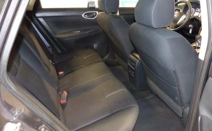 2015 Nissan Sentra S A/C Gr-Électrique (Bluetooth) #22