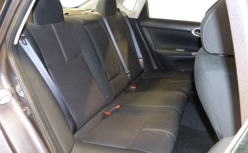 2015 Nissan Sentra S A/C Gr-Électrique (Bluetooth) #23