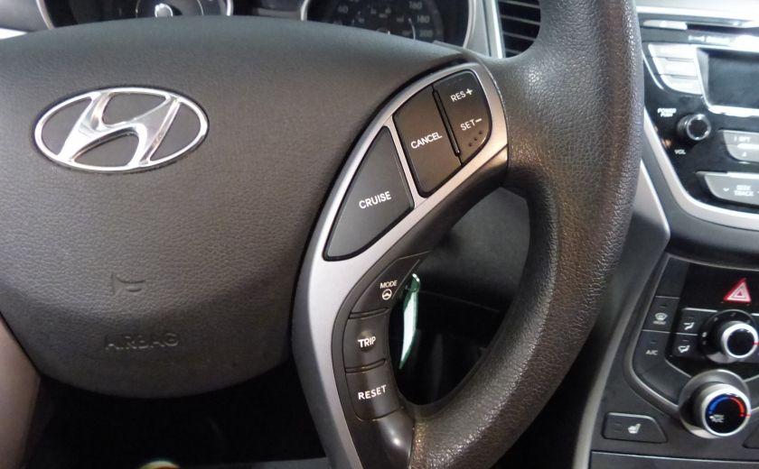 2015 Hyundai Elantra GL A/C Gr-Électrique #12