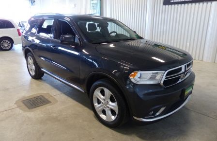 2015 Dodge Durango SXT AWD 7 Passagers  A/C Gr-Électrique Bluetooth à Gatineau