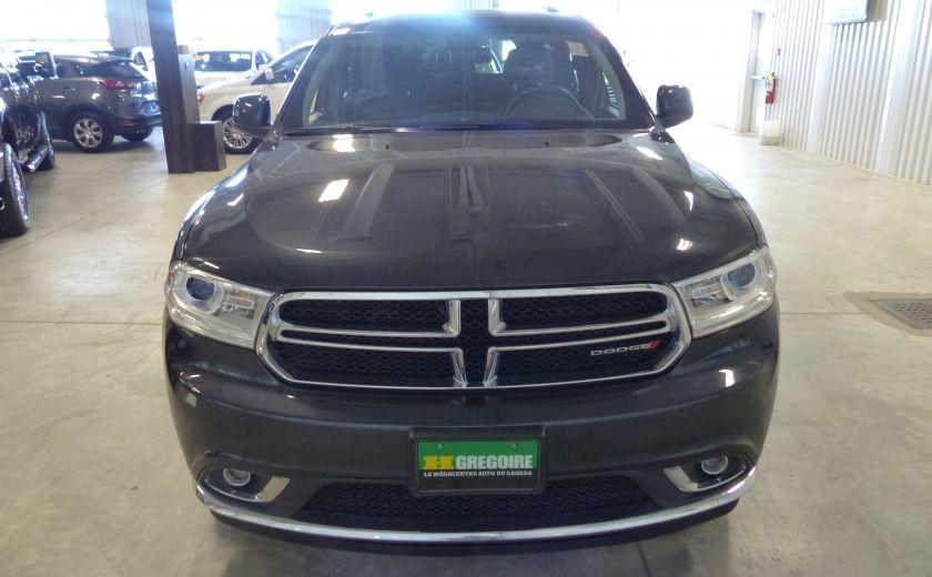 2015 Dodge Durango SXT AWD 7 Passagers  A/C Gr-Électrique Bluetooth #1