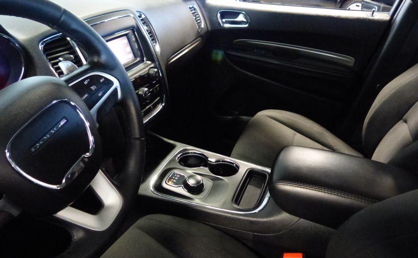 2015 Dodge Durango SXT AWD 7 Passagers  A/C Gr-Électrique Bluetooth #8