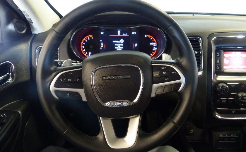 2015 Dodge Durango SXT AWD 7 Passagers  A/C Gr-Électrique Bluetooth #12
