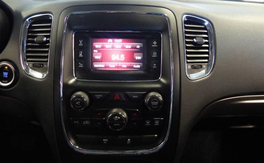 2015 Dodge Durango SXT AWD 7 Passagers  A/C Gr-Électrique Bluetooth #18