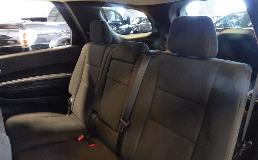 2015 Dodge Durango SXT AWD 7 Passagers  A/C Gr-Électrique Bluetooth #20