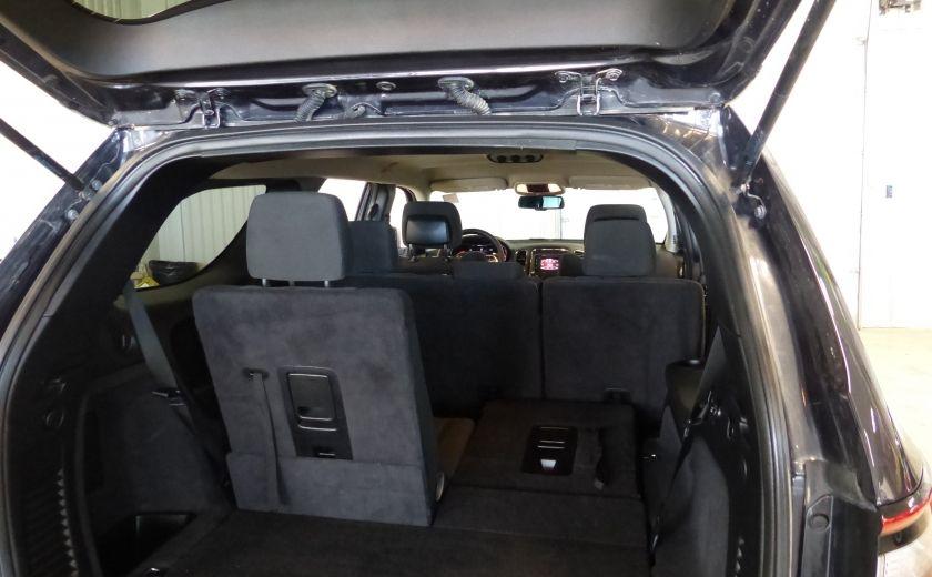 2015 Dodge Durango SXT AWD 7 Passagers  A/C Gr-Électrique Bluetooth #26