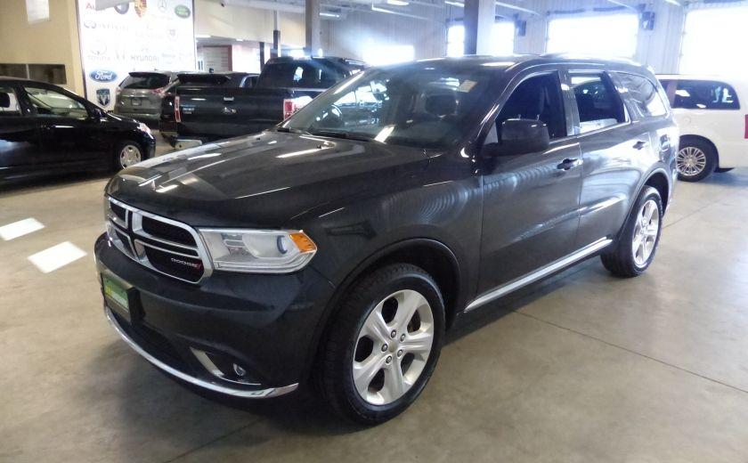 2015 Dodge Durango SXT AWD 7 Passagers  A/C Gr-Électrique Bluetooth #2