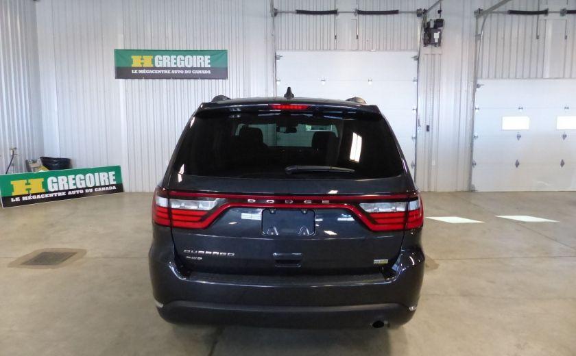 2015 Dodge Durango SXT AWD 7 Passagers  A/C Gr-Électrique Bluetooth #5