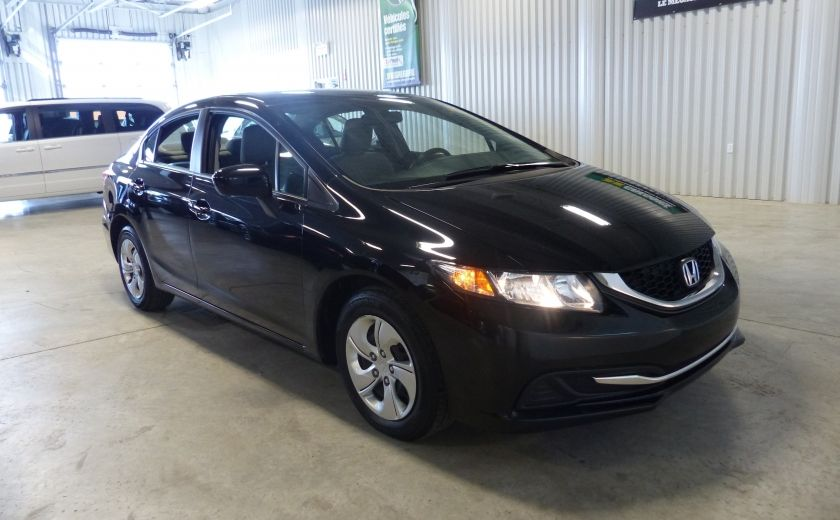 2015 Honda Civic LX A/C Gr-Électrique Bluetooth Camera #0
