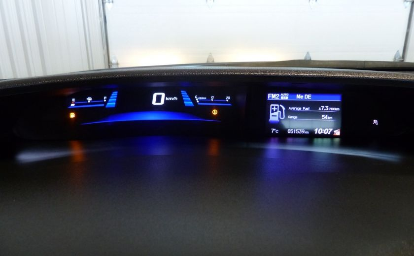 2015 Honda Civic LX A/C Gr-Électrique Bluetooth Camera #13