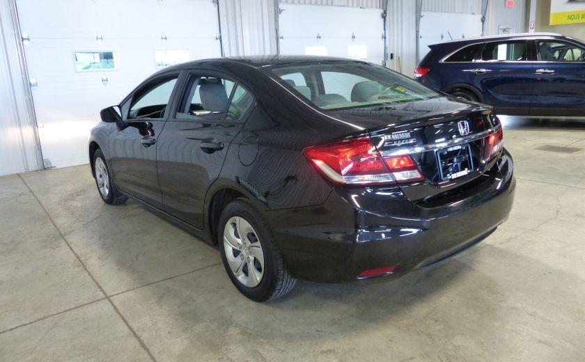2015 Honda Civic LX A/C Gr-Électrique Bluetooth Camera #4