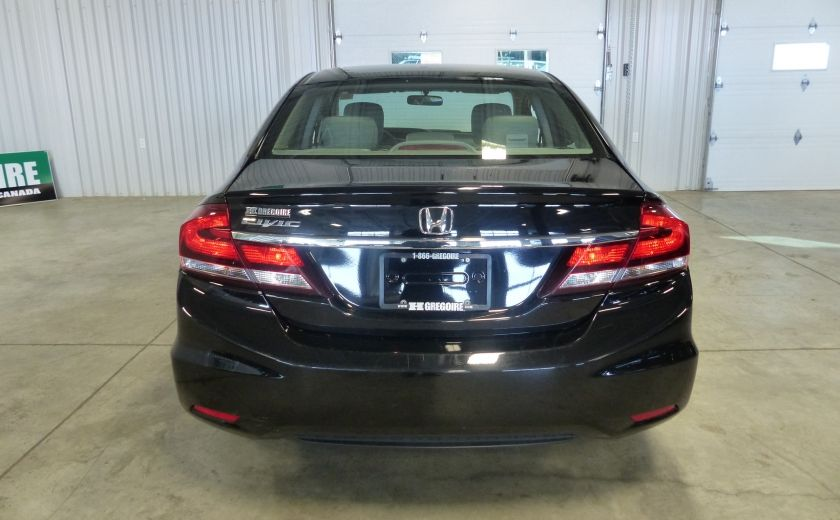 2015 Honda Civic LX A/C Gr-Électrique Bluetooth Camera #5