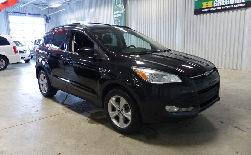 2013 Ford Escape SE AWD A/C Gr-Électrique Bluetooth #0