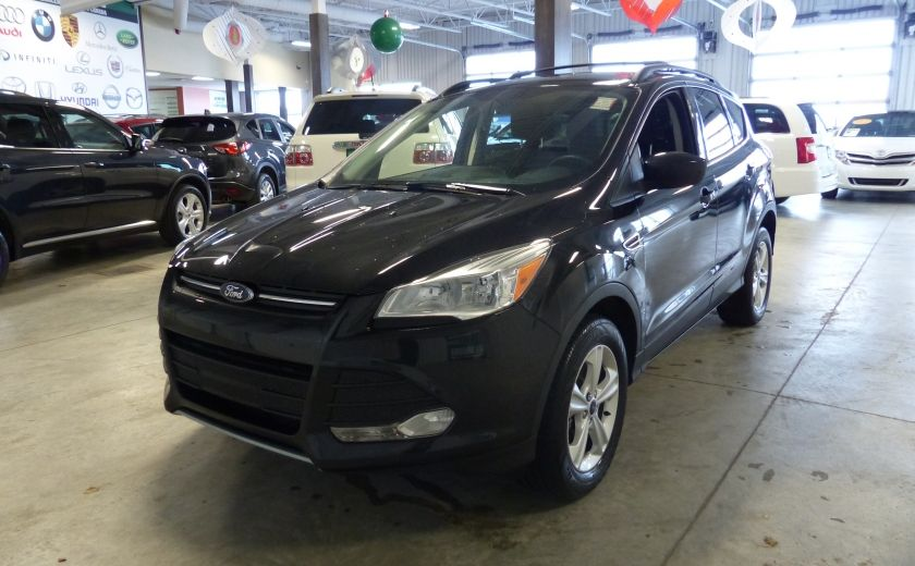 2013 Ford Escape SE AWD A/C Gr-Électrique Bluetooth #2