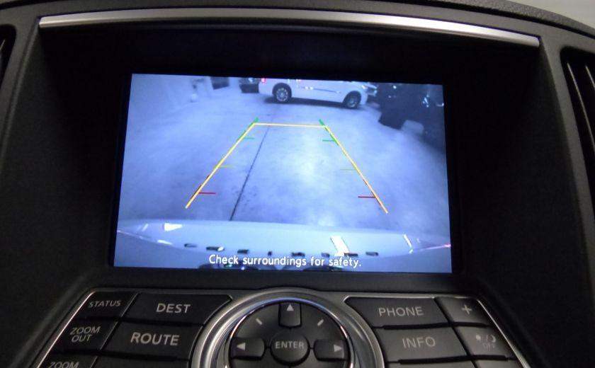 2013 Infiniti G37 Luxury AWD (CUIR-TOIT-NAV) Cam Bluetooth #22