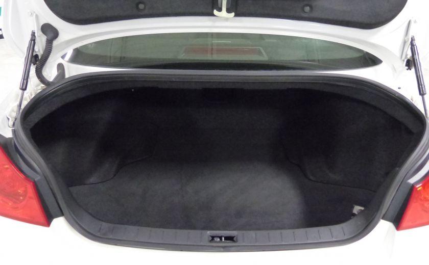 2013 Infiniti G37 Luxury AWD (CUIR-TOIT-NAV) Cam Bluetooth #27