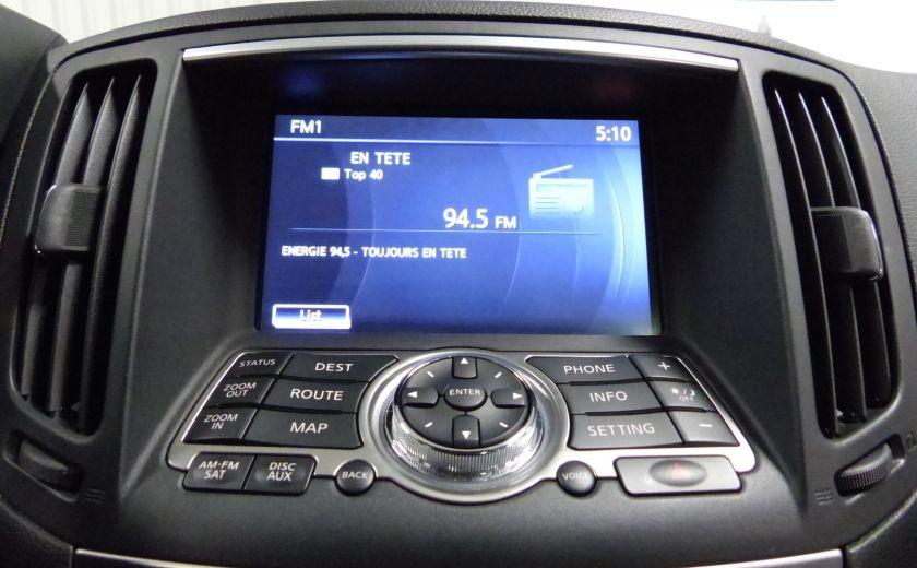 2013 Infiniti G37 Luxury AWD (CUIR-TOIT-NAV) Cam Bluetooth #21