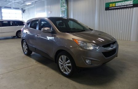 2011 Hyundai Tucson Limited (CUIR-TOIT-NAV) Bluetooth cam à Saguenay