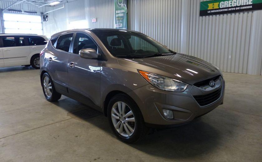 2011 Hyundai Tucson Limited (CUIR-TOIT-NAV) Bluetooth cam #0