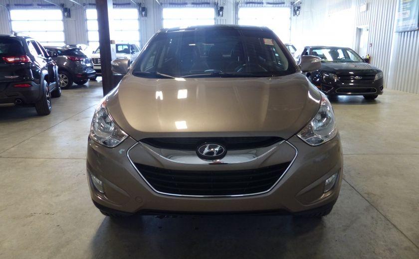 2011 Hyundai Tucson Limited (CUIR-TOIT-NAV) Bluetooth cam #1