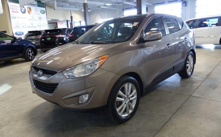2011 Hyundai Tucson Limited (CUIR-TOIT-NAV) Bluetooth cam #2