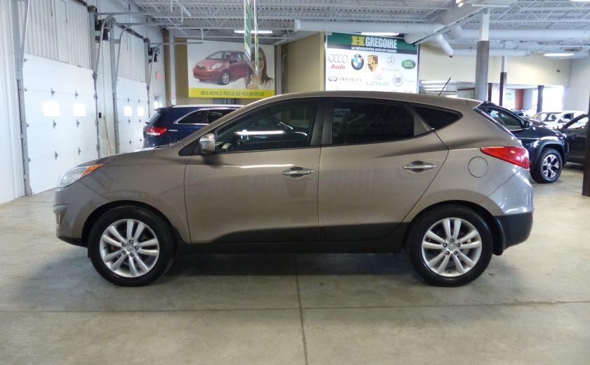 2011 Hyundai Tucson Limited (CUIR-TOIT-NAV) Bluetooth cam #3