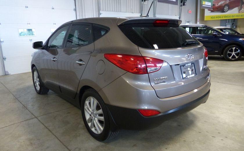 2011 Hyundai Tucson Limited (CUIR-TOIT-NAV) Bluetooth cam #4