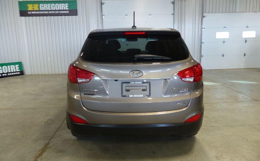 2011 Hyundai Tucson Limited (CUIR-TOIT-NAV) Bluetooth cam #5