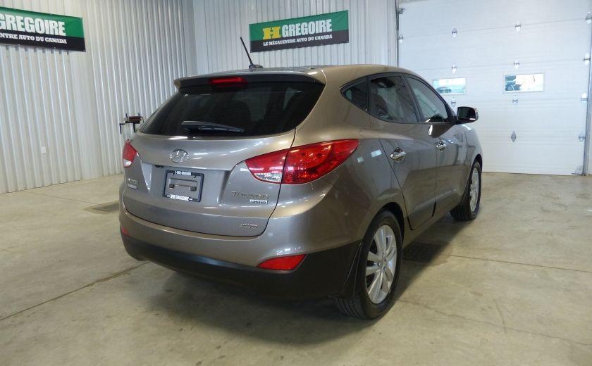 2011 Hyundai Tucson Limited (CUIR-TOIT-NAV) Bluetooth cam #7